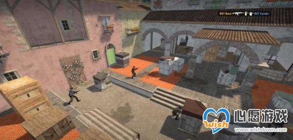 《CS:GO》随机地图Mod公布 可创建3000万种不同地图