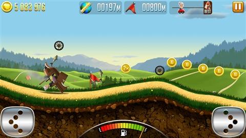 愤怒的老奶奶赛车 V1.5.0 苹果版