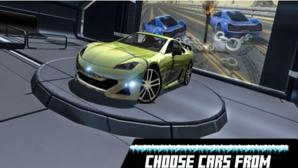 不可能的链式赛车 V1.0 苹果版