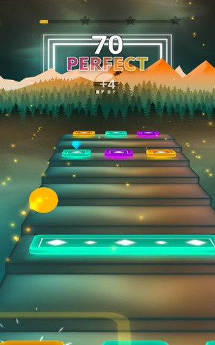 跳舞的阶梯 V1.4.18 苹果版