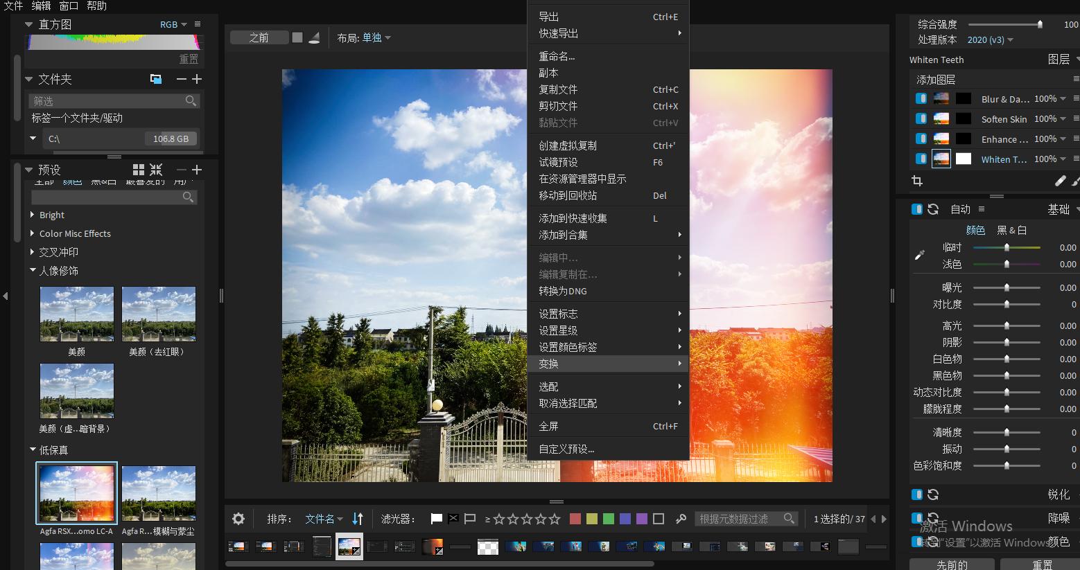 Alien Skin Exposure X6 v6.0.0.28 中文版