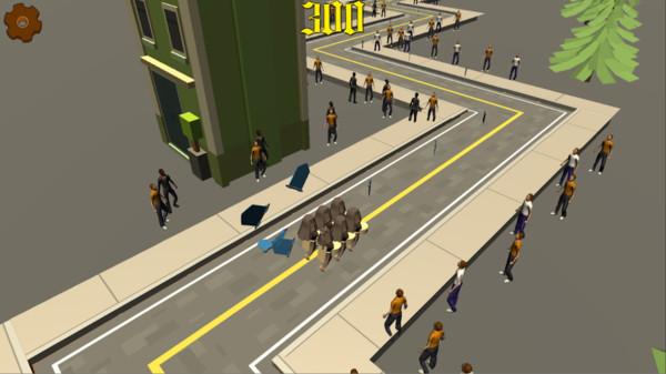 黑人游街抬棺 v1.0 安卓版