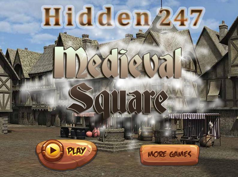 逃出中世纪广场H5