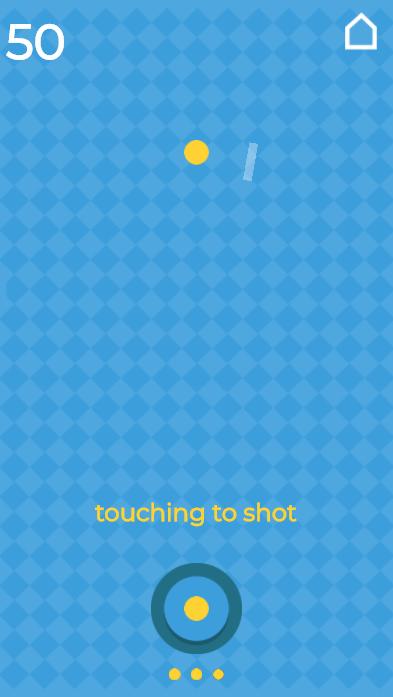 发射黄球H5
