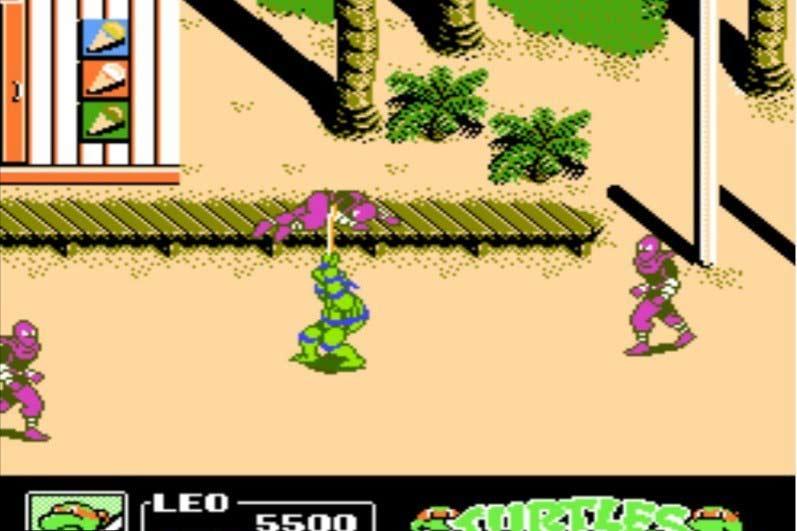 忍者神龟3 手机版