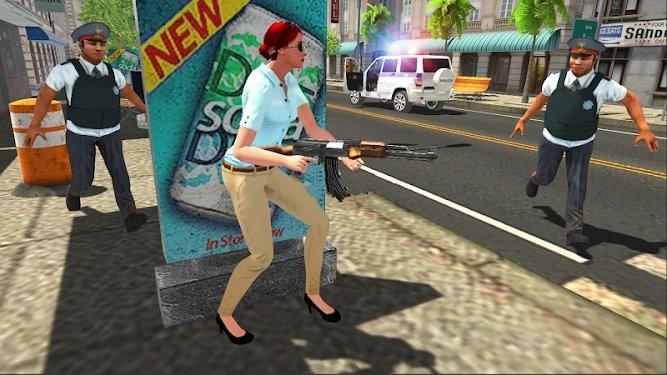 真实女孩犯罪模拟器 V1.1 安卓版