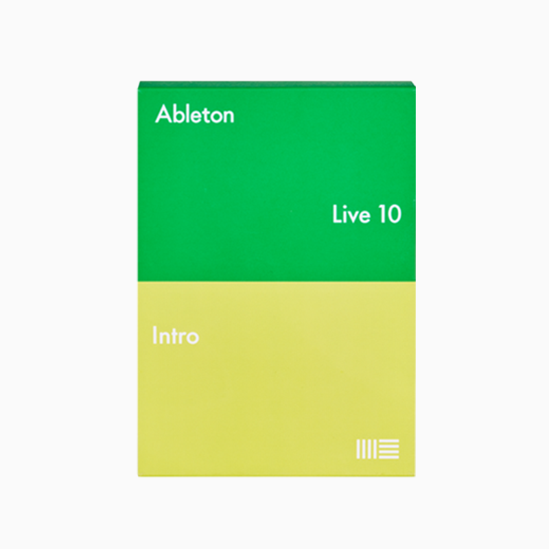 Ableton Live 10 Intro基础版
